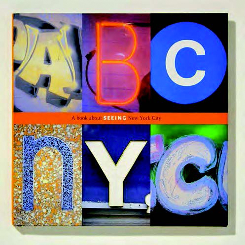 Buchdeckel: J. Dugan/P. Hovland: ABC NYC, A book about seeing New York City (Abrams Books for Young Readers, N. Y. ), 2005.